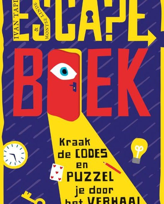 Review: Escape boek